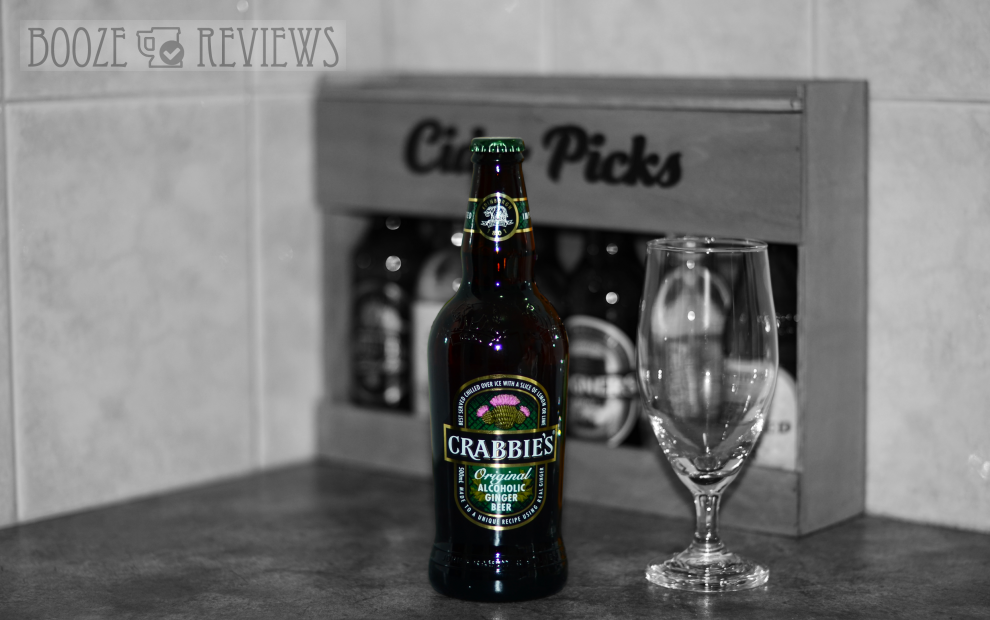 Crabbie's Original Ginger Beer Photograph